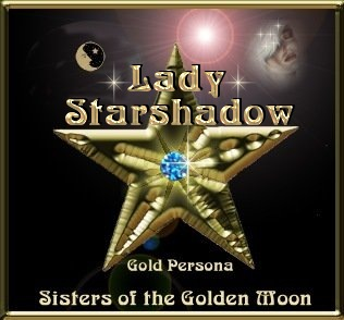 Golden Persona Logo